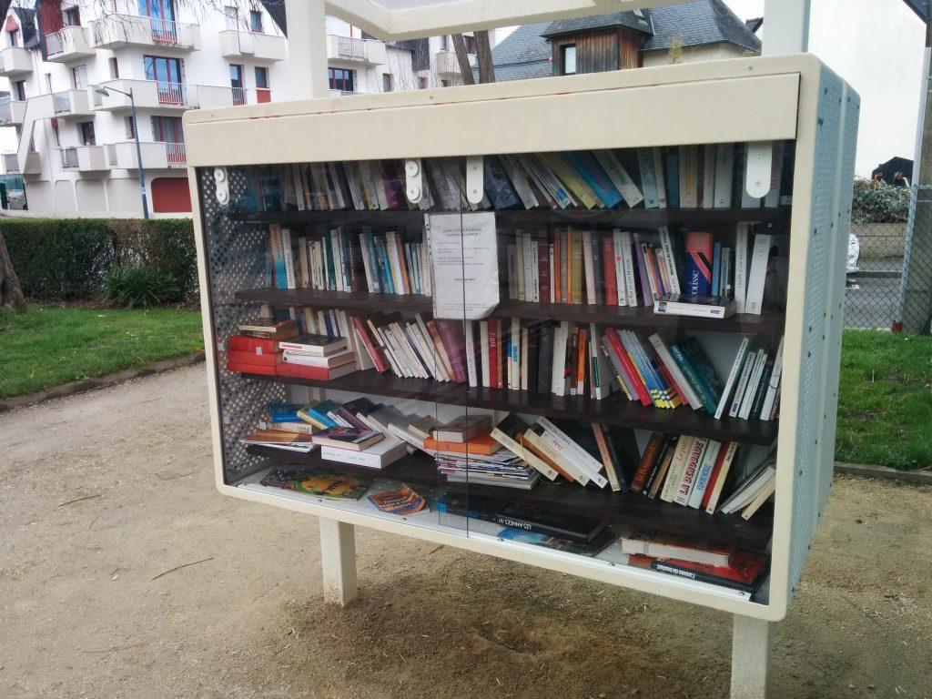 Les boîtes à lire